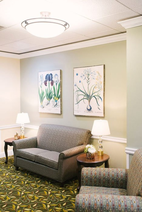 Beautiful Common Spaces at Appleridge Senior Living