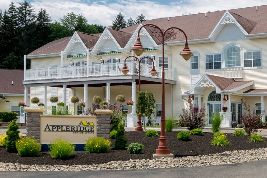 Appleridge Senior Living Welcomes You!