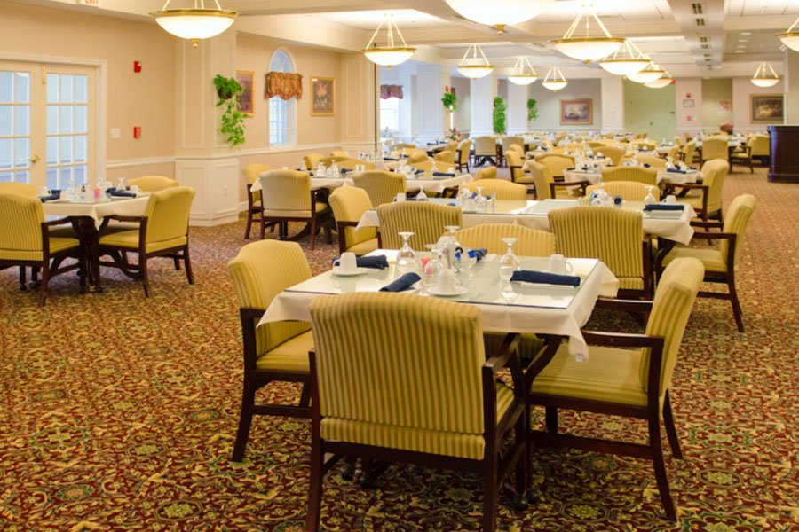 Appleridge Senior Living - Fine Dining