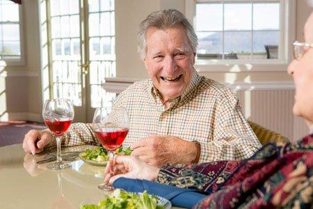 Appleridge Senior Living - Dining Room - Enjoying Good Company